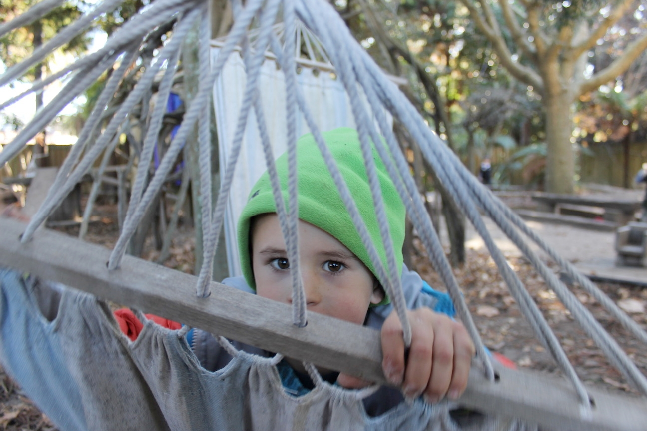 AN EMOTIONALLY SATISFIED CHILD WILL ENGAGE IN PLAY - The Nest