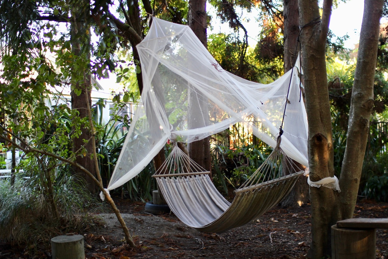 Outdoor play - The Nest