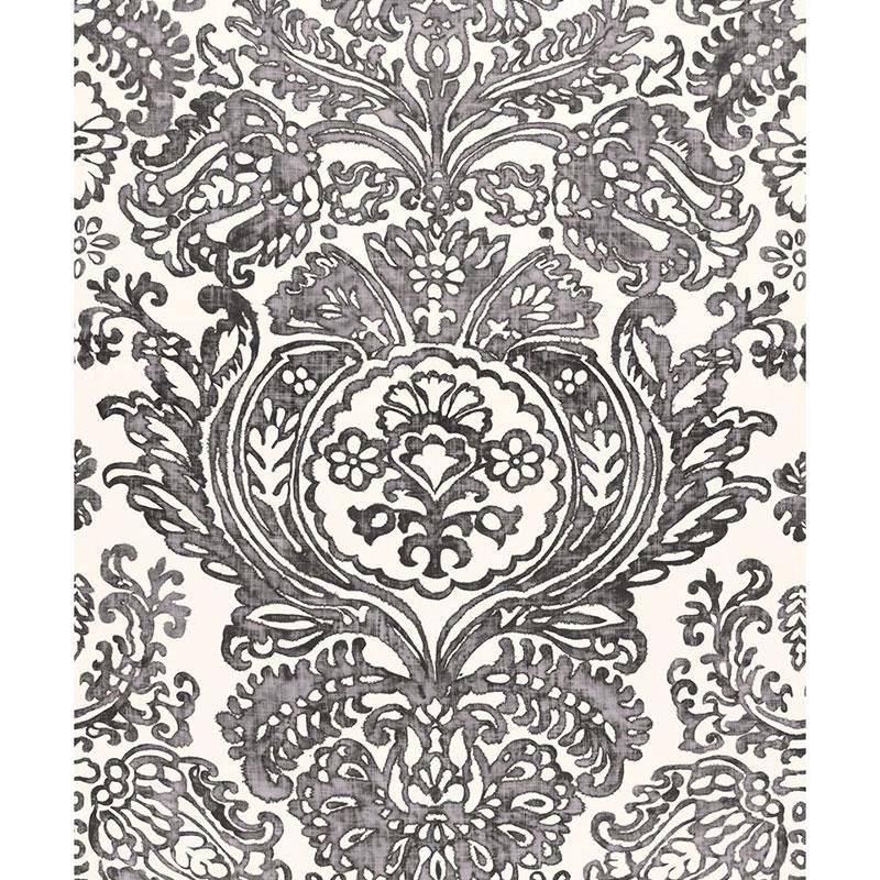 Tremezzo Damask Contract Fabric by Schumacher