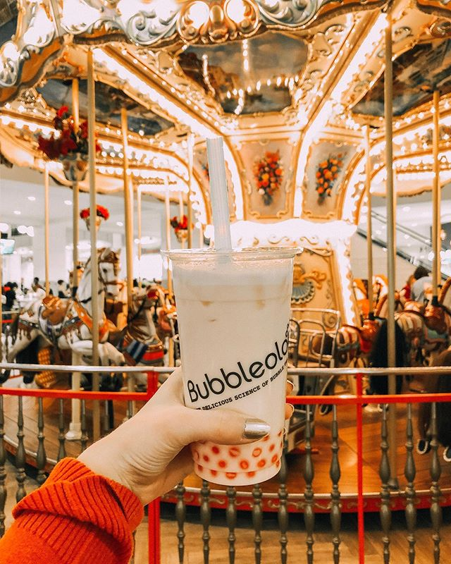 What's your favorite carnival ride? ✨ I love old fashioned carousels... especially the ones in malls. They always put a smile on my face. 🙈 (A bubble tea also helps.) ———————————————————————- Needing all the smiles! This past week was ROUGH, a roller coaster of emotions. I worked nonstop over the weekend, so I plan to take a mini vacay tomorrow and go to an art museum, maybe eat traditional Japanese food.    Make JOY a priority! 👏🏻♥️ What helps you refocus and gain perspective? How do you recapture joy? ———————————————————————- About writing... I'm in a lull at the moment, waiting for news that'll decide the direction of my writing career. Lots of options!! 🙏🏼 What I've learned: Sometimes the best things happen when we let go of expectations.    If it's meant to be, it'll be.    Where are you in the writing process? ———————————————————————— Headed to Asheville later this week for an impromptu #BRMCWC visit. 💁🏼‍♀️ I see Dripolator and Laughing Seed Cafe in my future. Oh, and @tessaemilyhall 🙌🏻 * * * * * *  #May #lifestyleblogger #aesthetic #lifestylephotography #photography #writing #author #blogger #instagood #authorsofinstagram  #amwriting #bookstagram #reader #bookblogger #writersofinstagram #booknerd #reading #lifestyle #digitalnomad #foodie #creativelifehappylife #amreading #writer #thatsdarling #encouragement #beautiful #madisonrosepresets #wanderlust