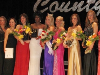 2008 Miss Pierce County Scholarship Program Pageant