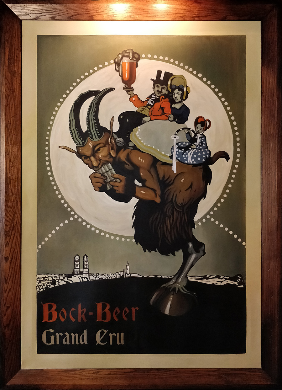 Bock Beer Flat Iron Hall_Oil on canvas (c).jpg