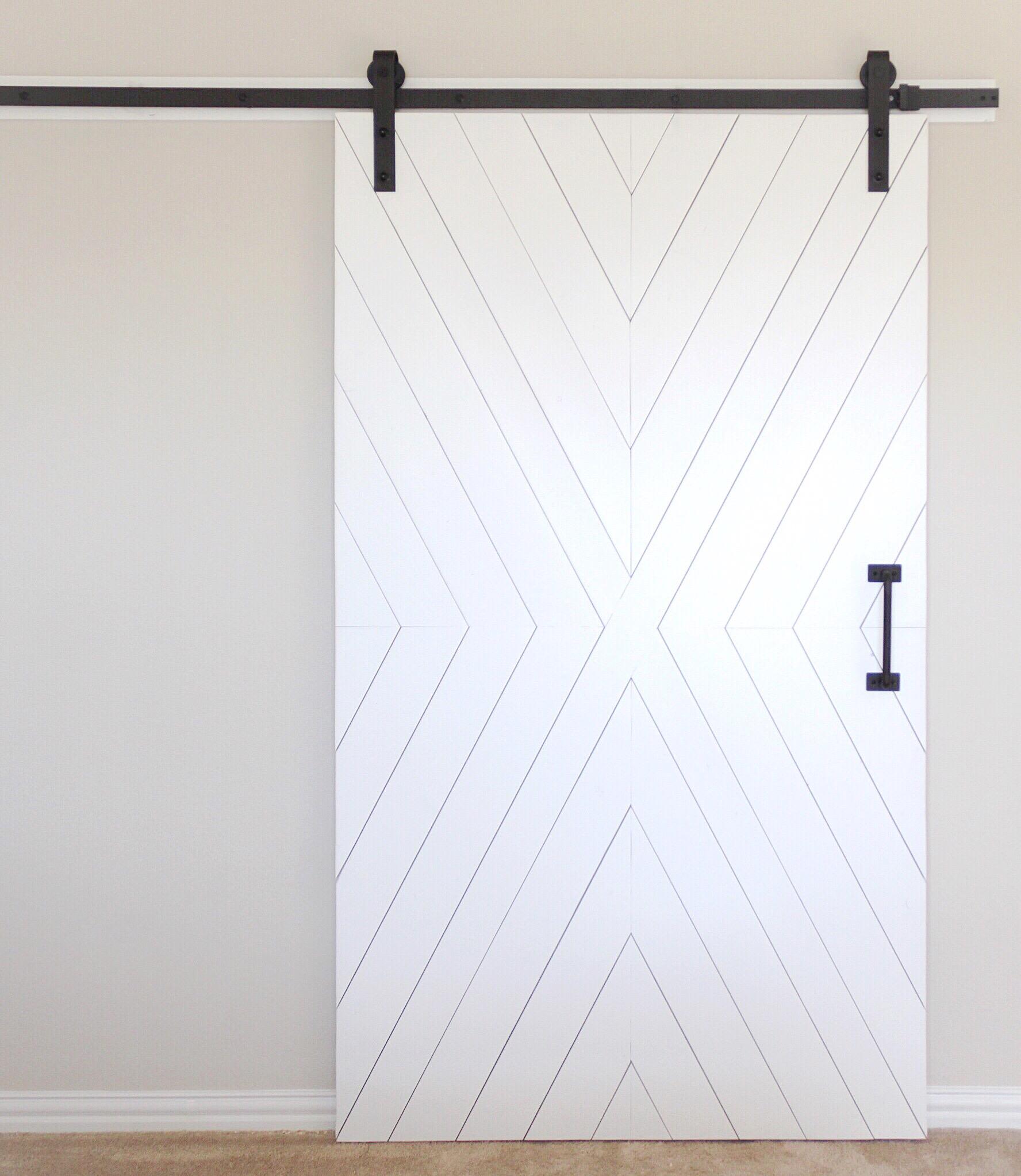 Ax Barn Door