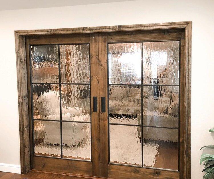 Custom Barn Doors Cavie Co