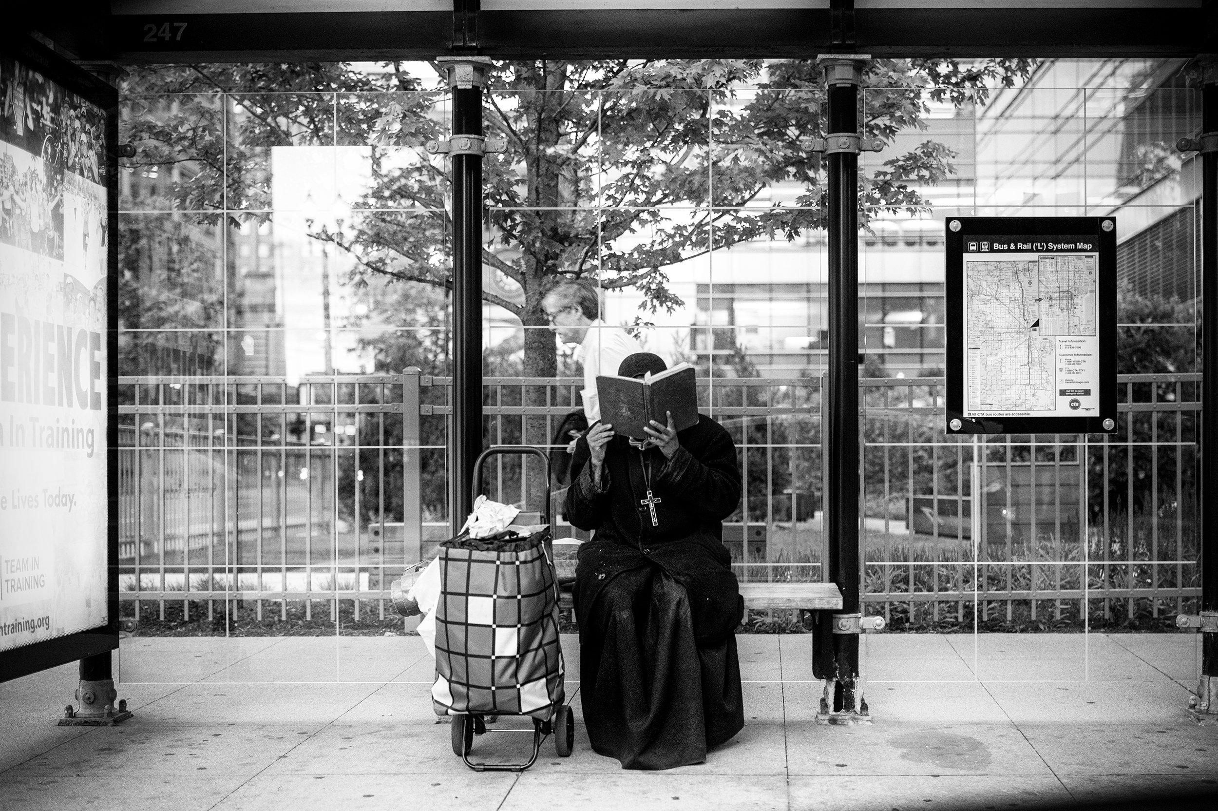 THE CATHEDRAL OF THE HOMELESS SAINT | © PRESTON LEWIS THOMAS