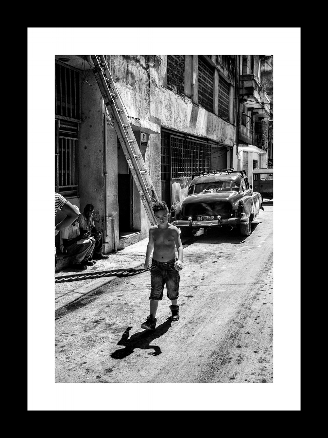 the little man in havana   © preston lewis thomas