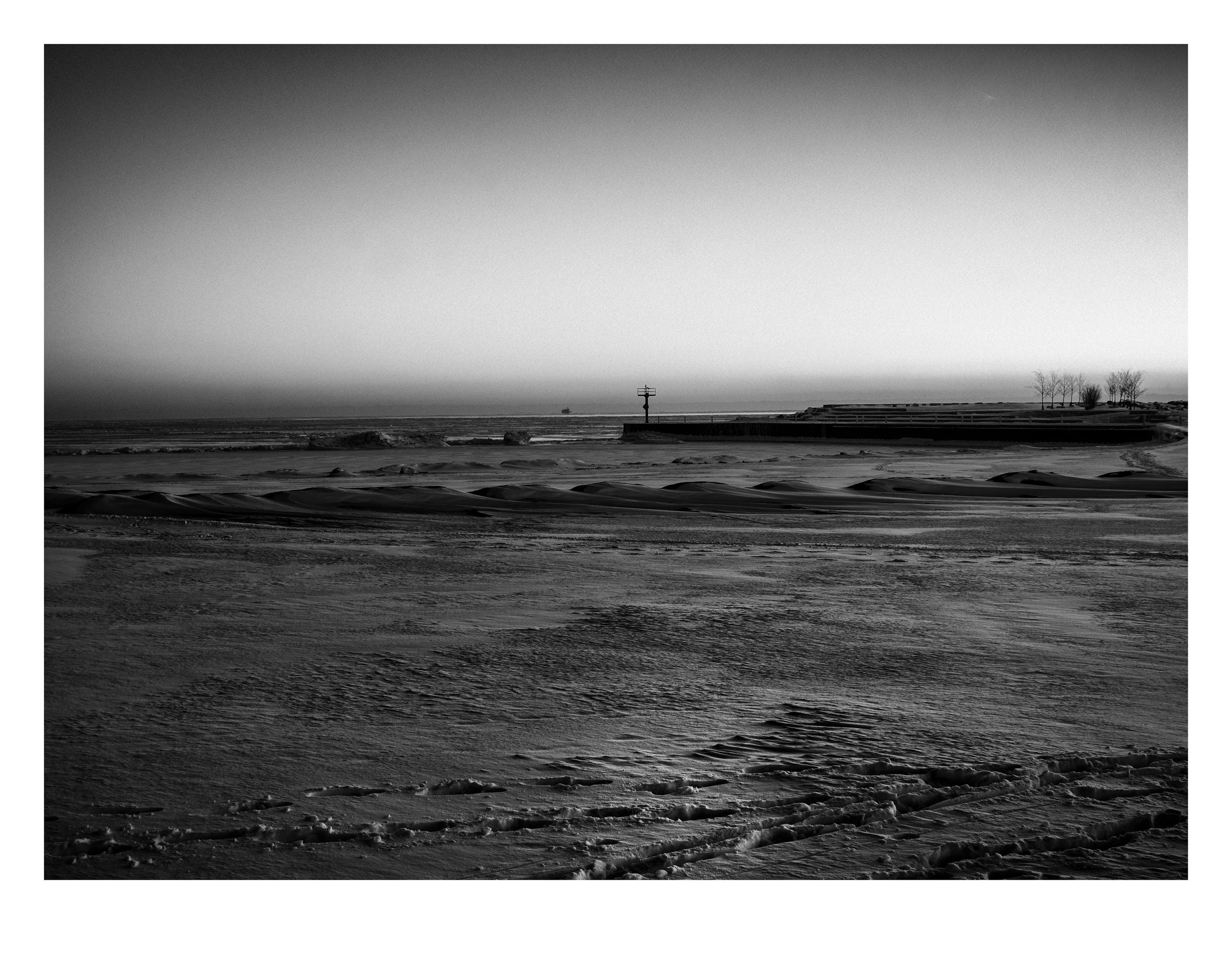 morning prayer lake, no.1   © preston lewis thomas
