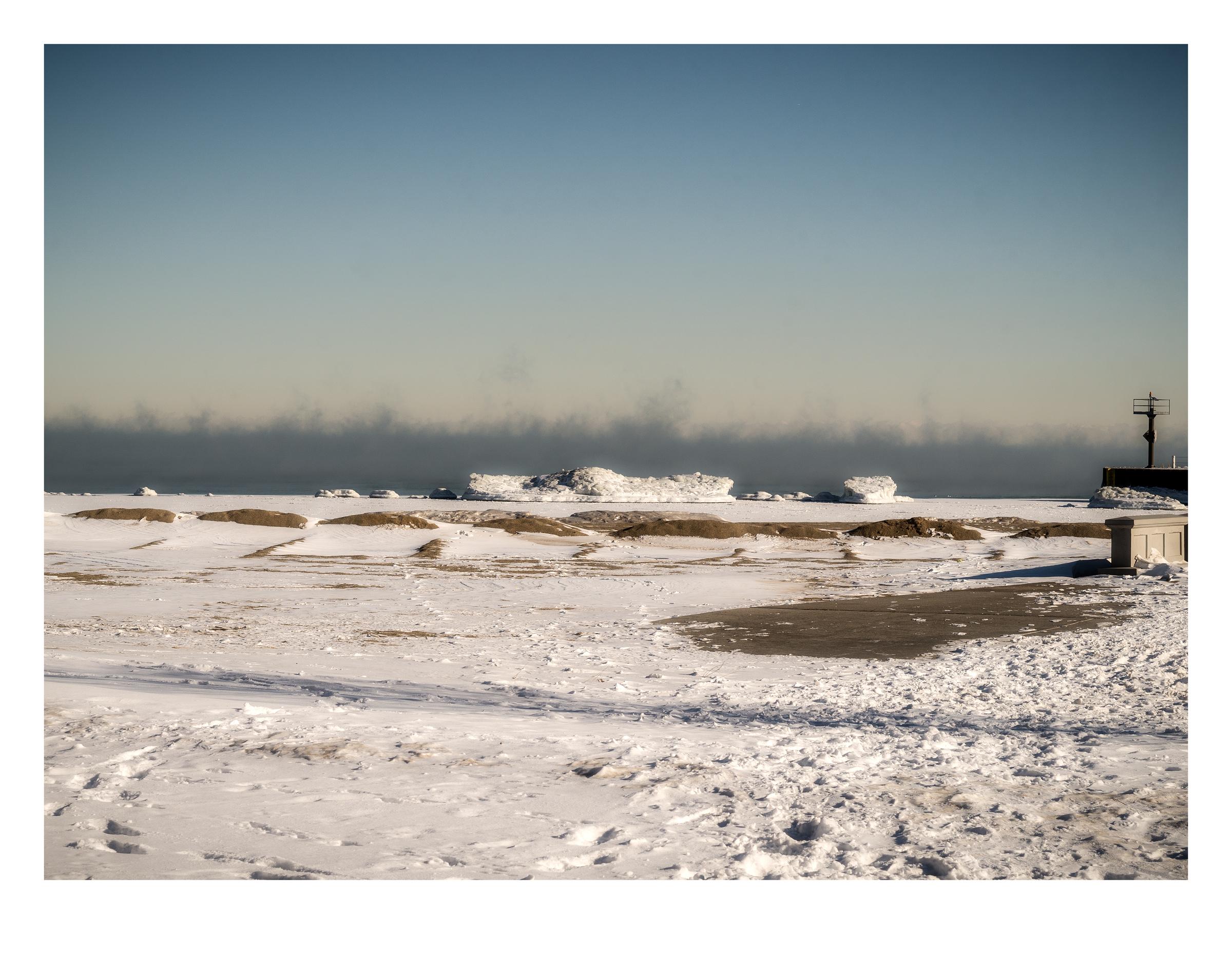 morning prayer lake, no.4   © preston lewis thomas