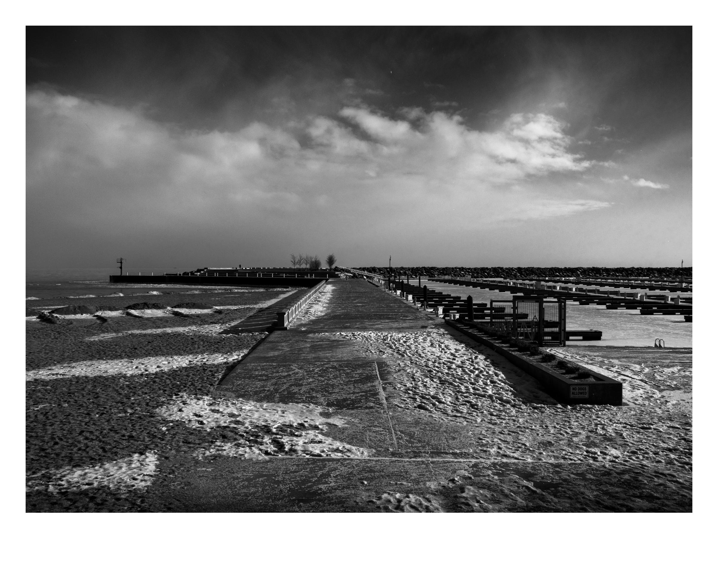 morning prayer lake, no.6   © preston lewis thomas
