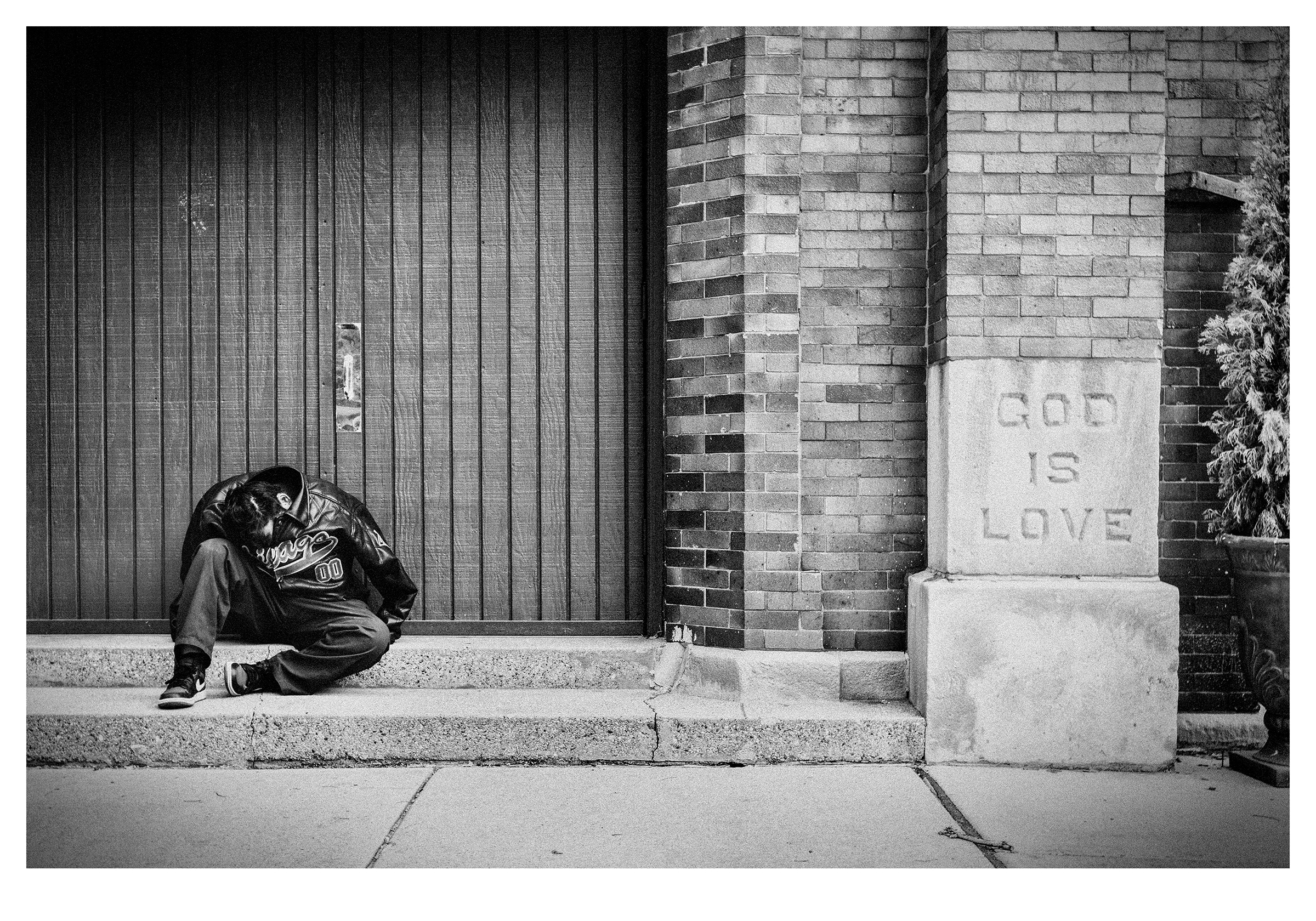 God Must Be a Boogie Man   © Preston Lewis thomas