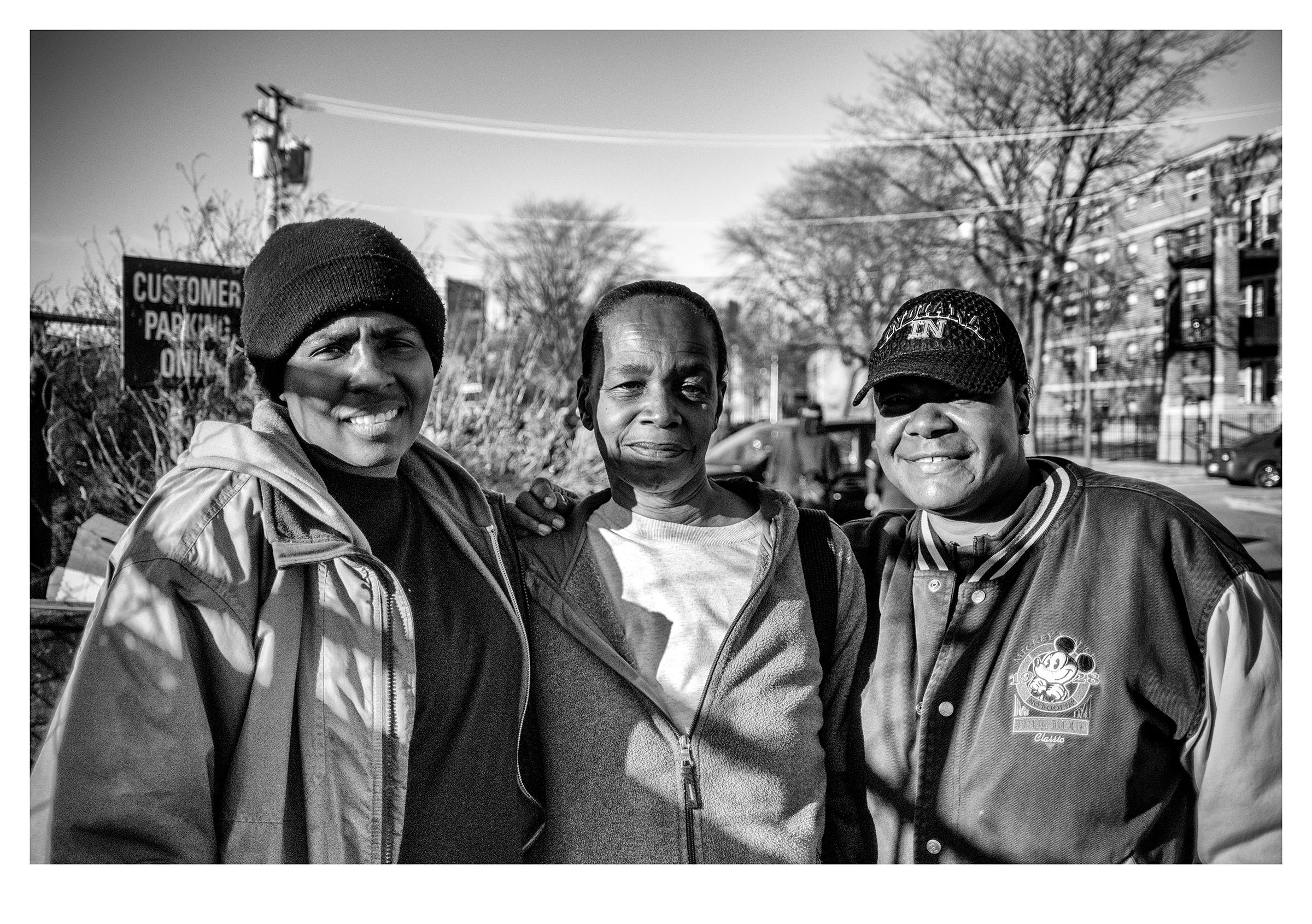 A Slice of Life on East 63rd Street   © Preston Lewis Thomas