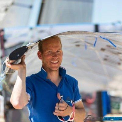 Eric Le Bouedec, champion d'Europe F16 - design team Reverso Project