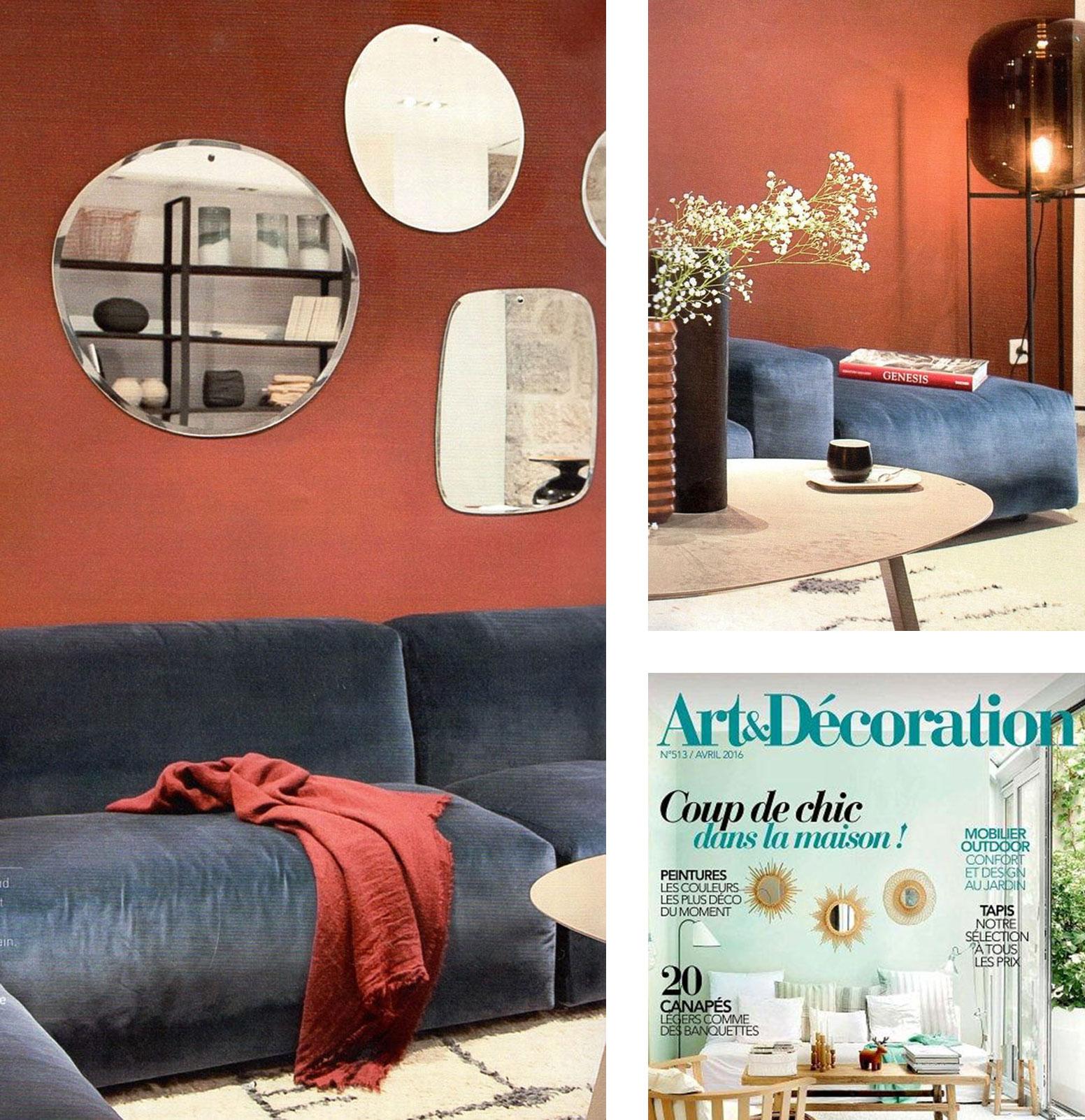 Art & Decoration — M nuance