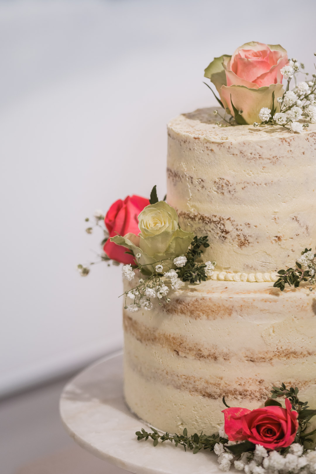 Cakes by  The Hazlebury Kitchen