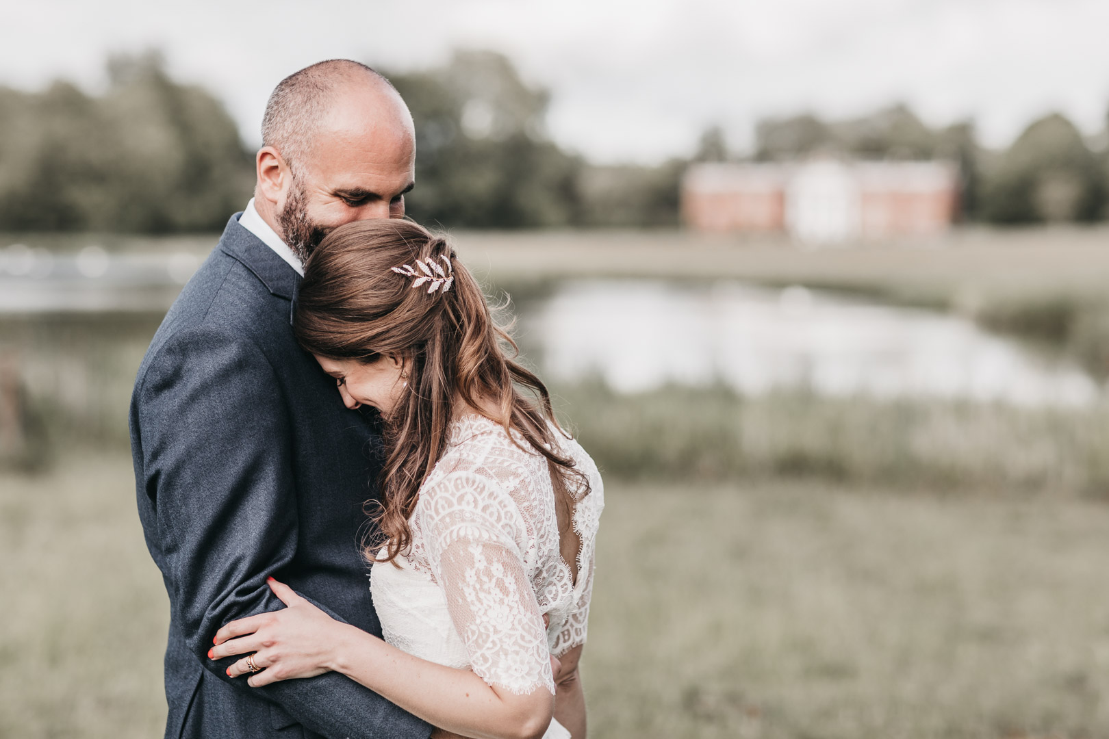 These two (Ben & Emma) were amazing and had such a beautiful day with the odd touch of rain showers to ensure we didn't get too carried away!