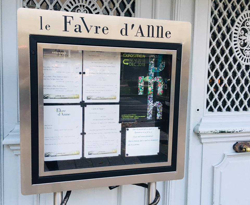 Expo PMH au menu!