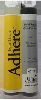 Web Vettec Equi-Thane Adhere Black - Transparent.png
