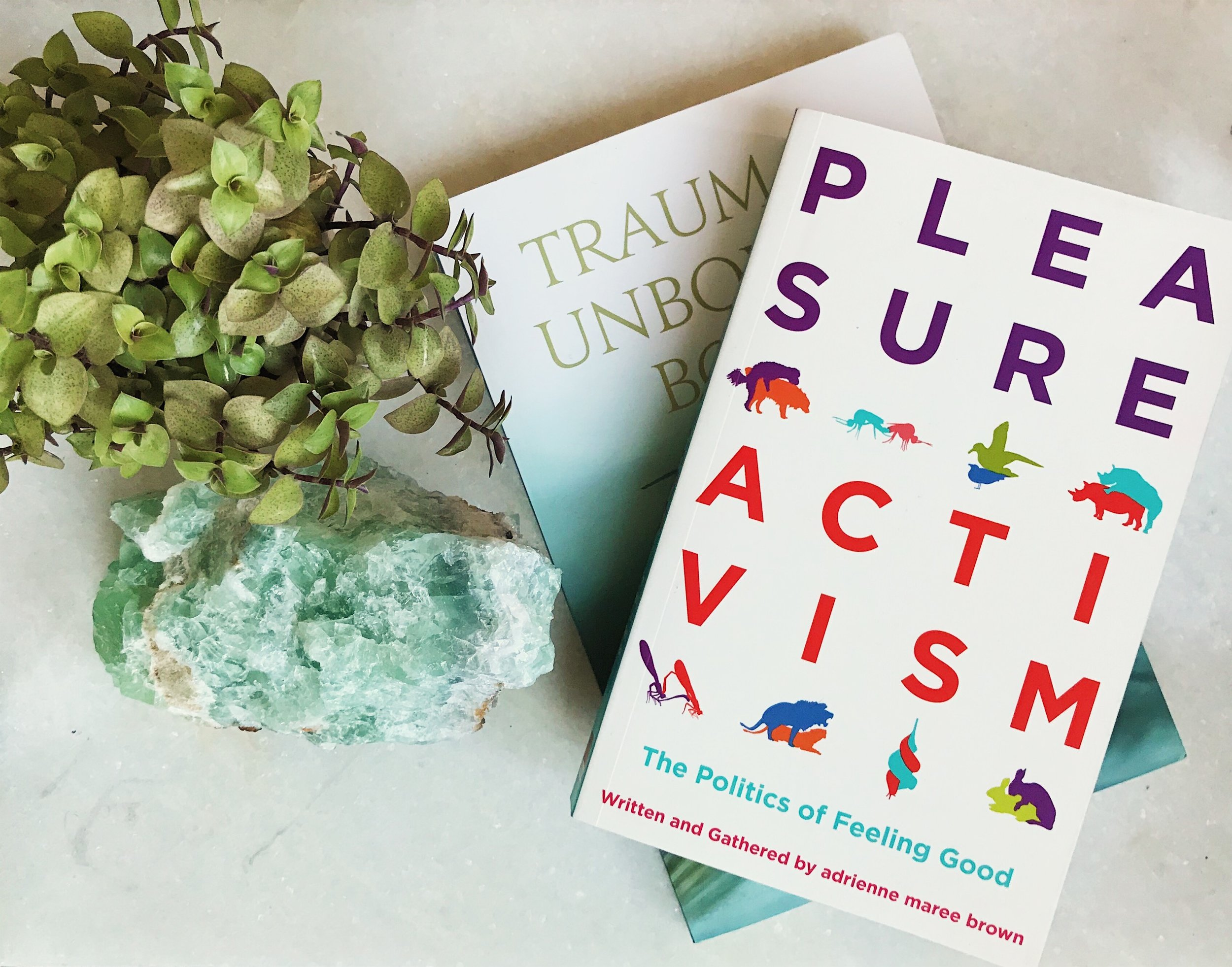Self-Care Summer Reading List