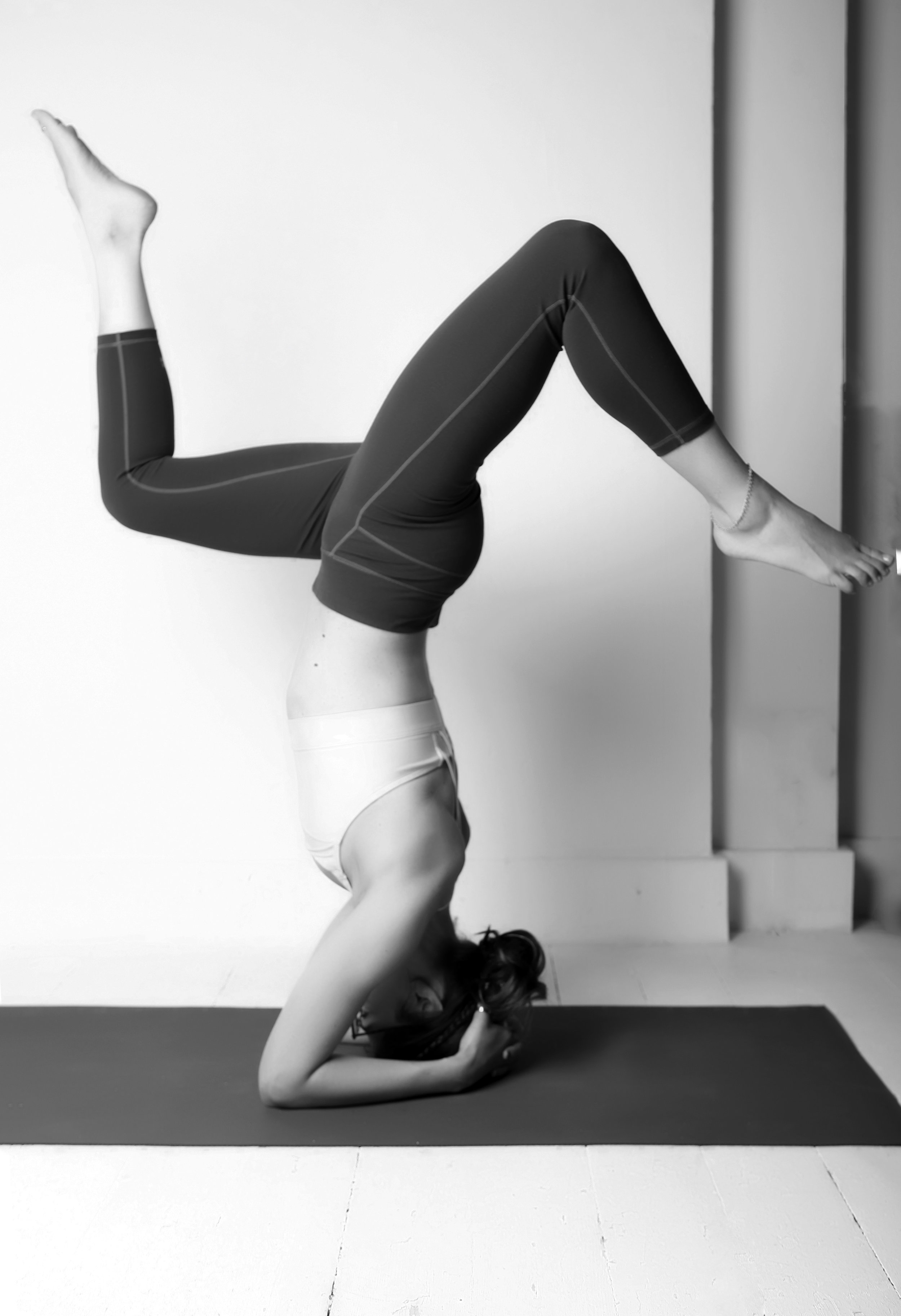 Fall head over heels with inversions! -