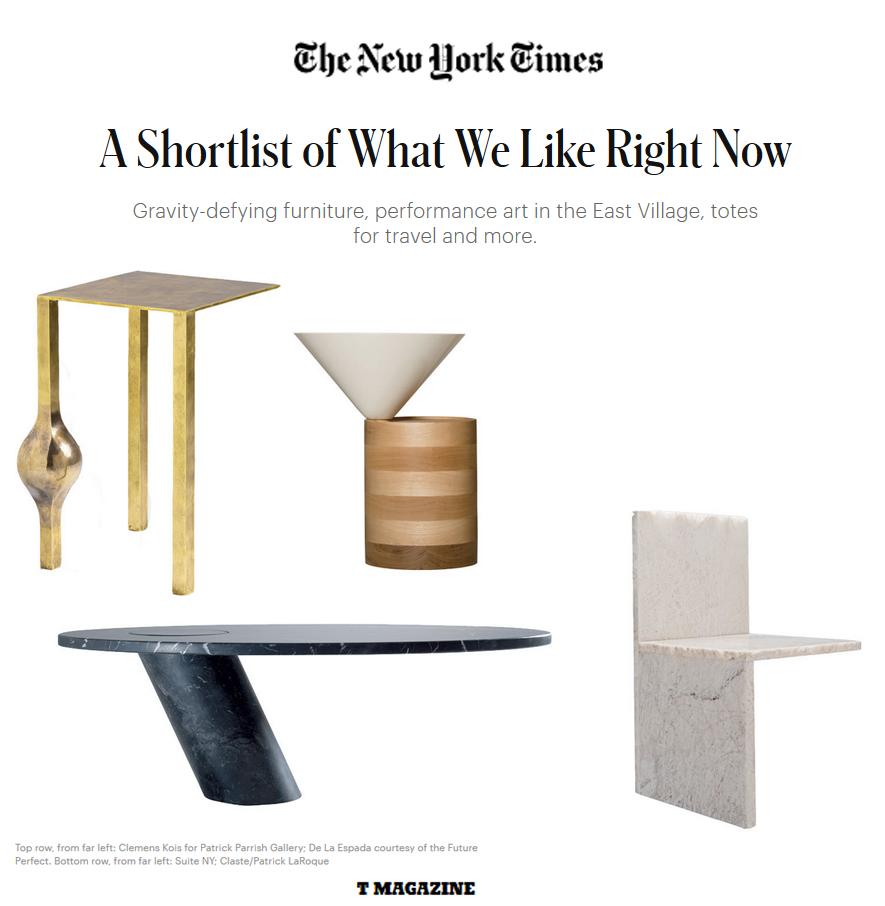 T Magazine New York Times