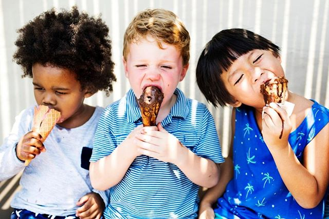 🍦 🍨 It's ok to give in to your sweet tooth today...Happy National Ice Cream Day!! #NationalIceCreamDay #HankinApartments