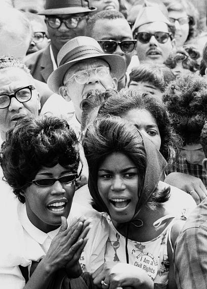 March on Washington, August 1963. (Getty)