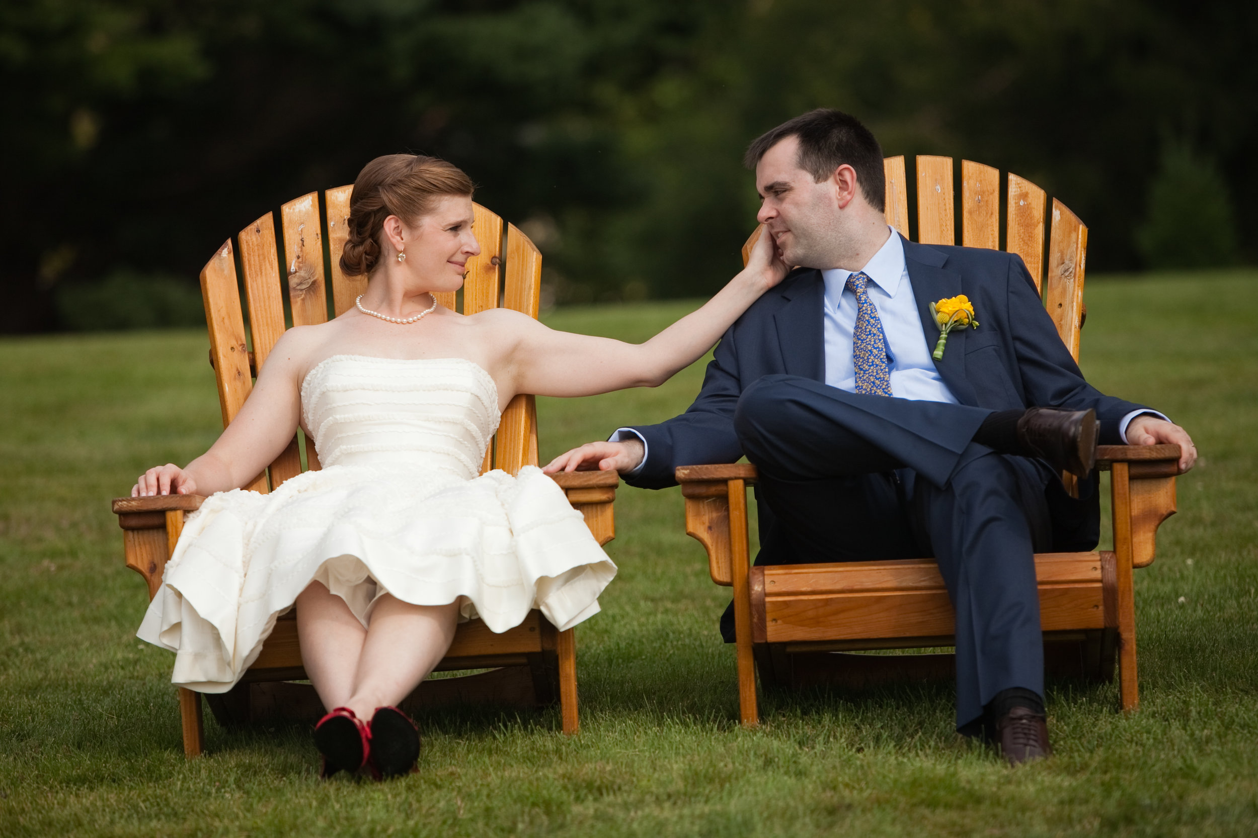 COUNTRY RETREAT - Venue: The Winthrop Estate, Lenox, MAPhotography: Bruce Plotkin
