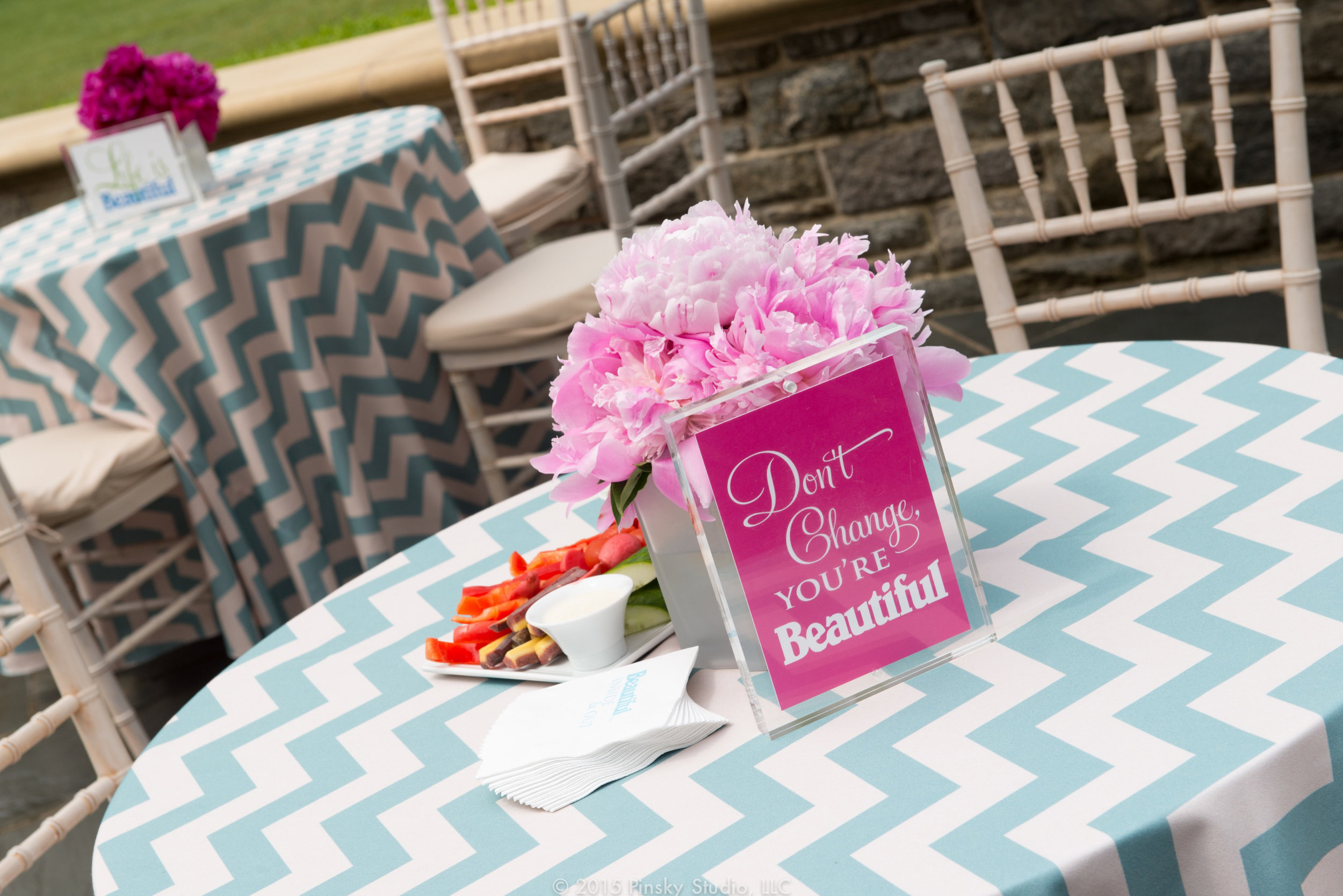 BEAUTIFUL DAY - Venue: Private Residence, Scarsdale, NYPhotography: Pinsky Studio