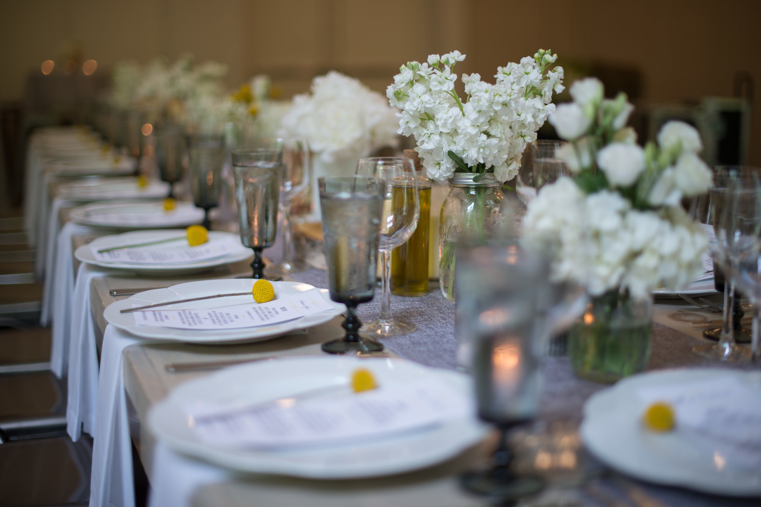 LOVELY LUNCHEON - Venue:Temple B'nai Chaim, Ridgefield, CTPhotography: Pinsky Studio