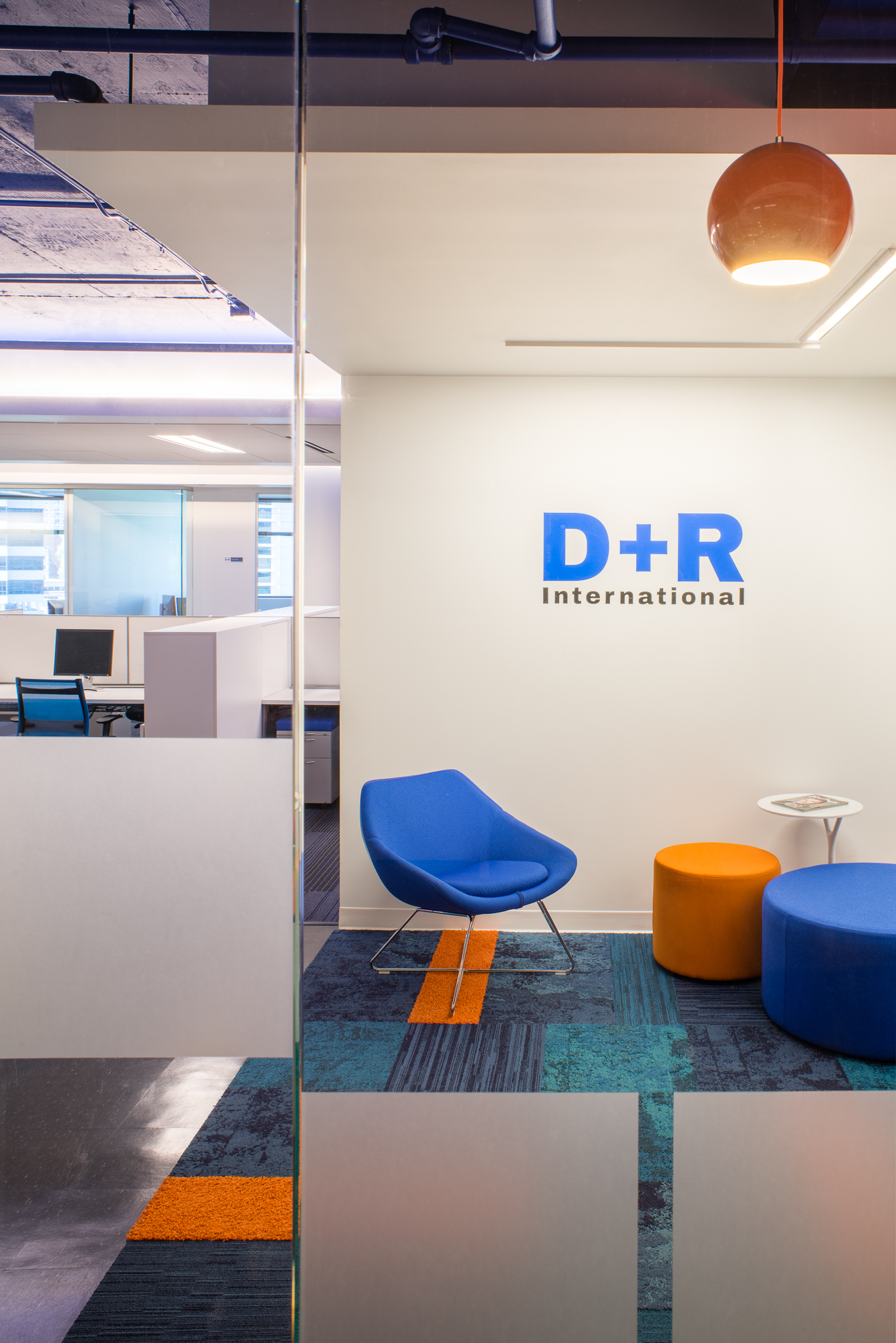 D+R International  asym interiors Silver Spring, MD