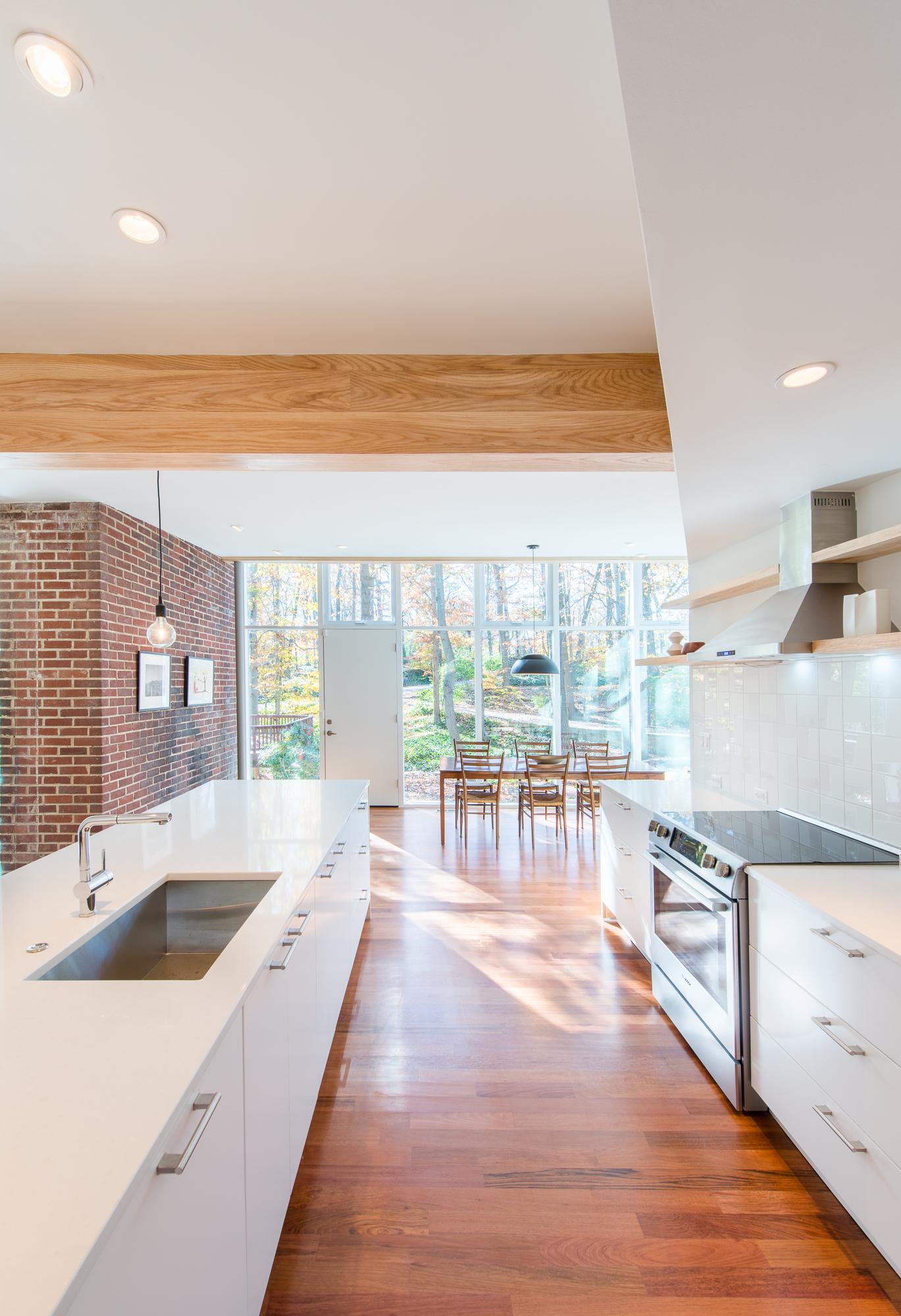 Montrose House  Cook Architecture Alexandria, VA