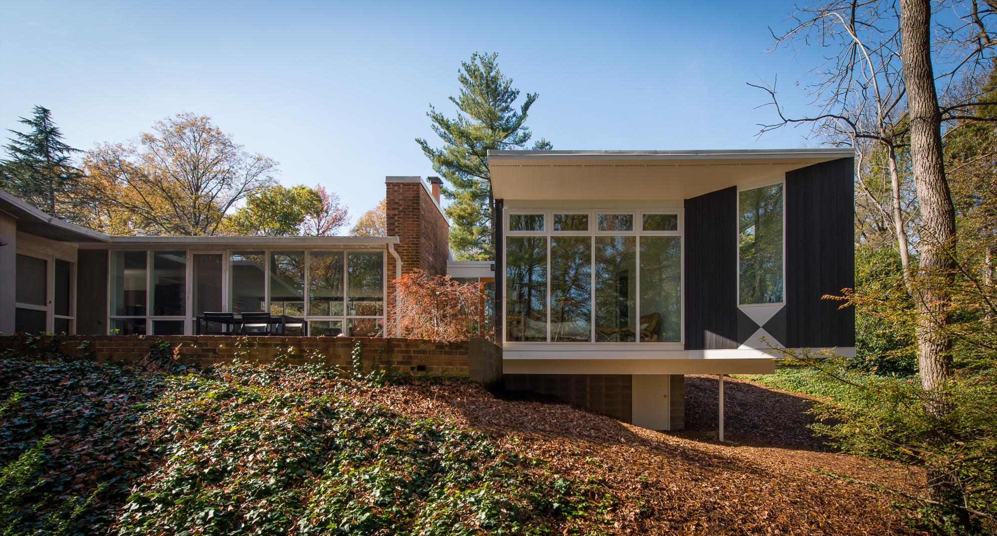 Min - Goodman House  Cook Architecture Alexandria, VA