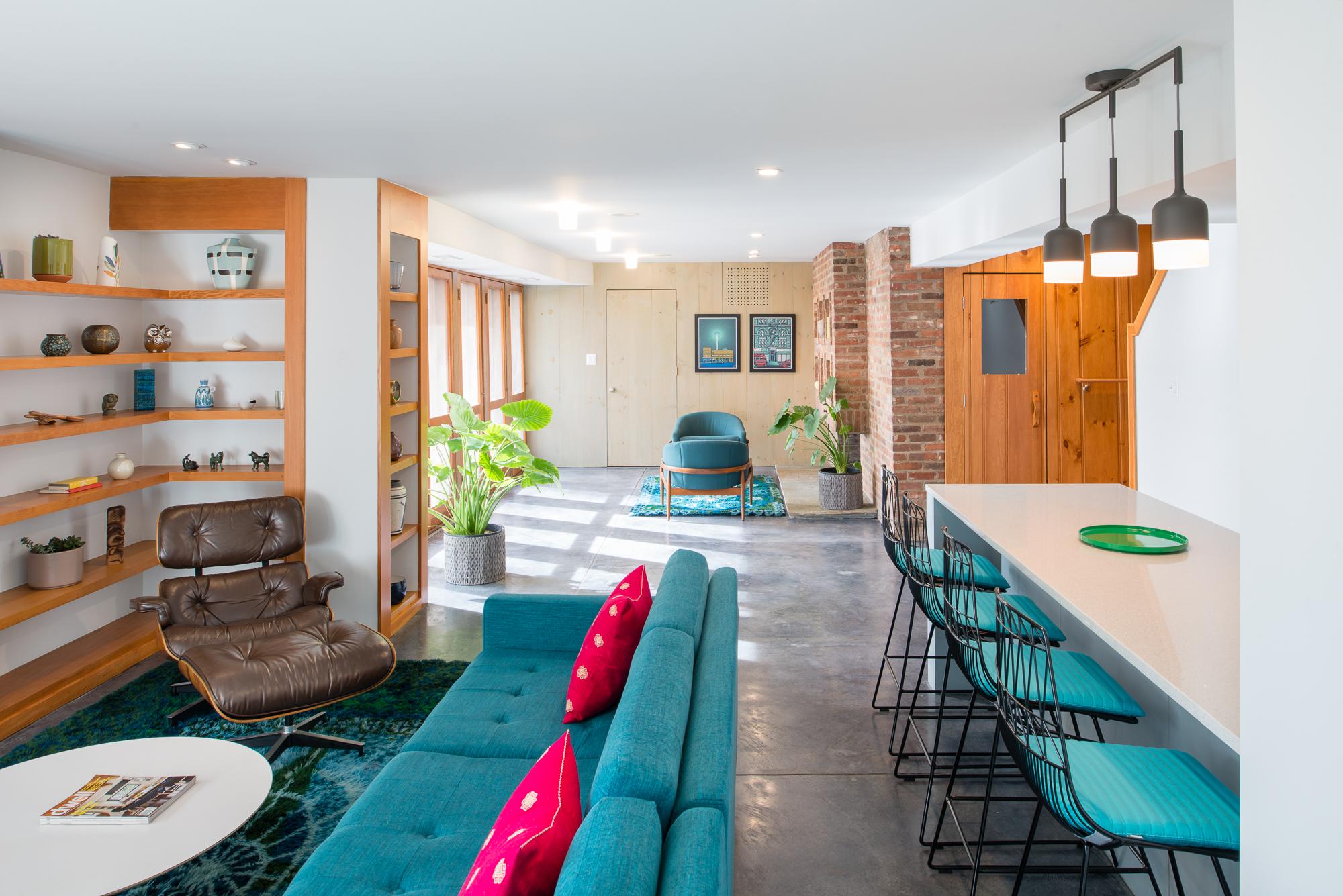 Sevareid House  Cook Architecture Alexandria, VA