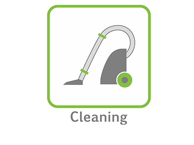 Cleaning Services Web Design and Review