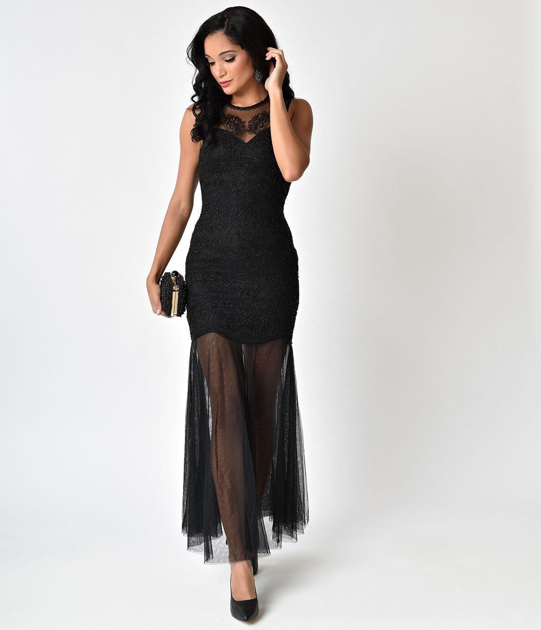 Black_Beaded_Mermaid_Long_Flapper-Style_Cocktail_Dress_5_2048x2048.jpg