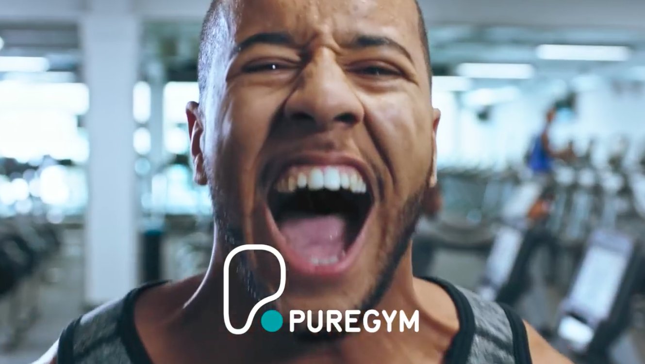 PURE GYM - EVERYBODY WELCOME TVC