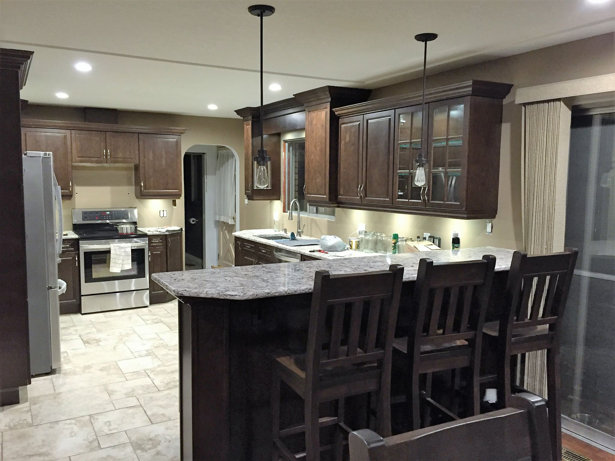 Kitchen Renovations -
