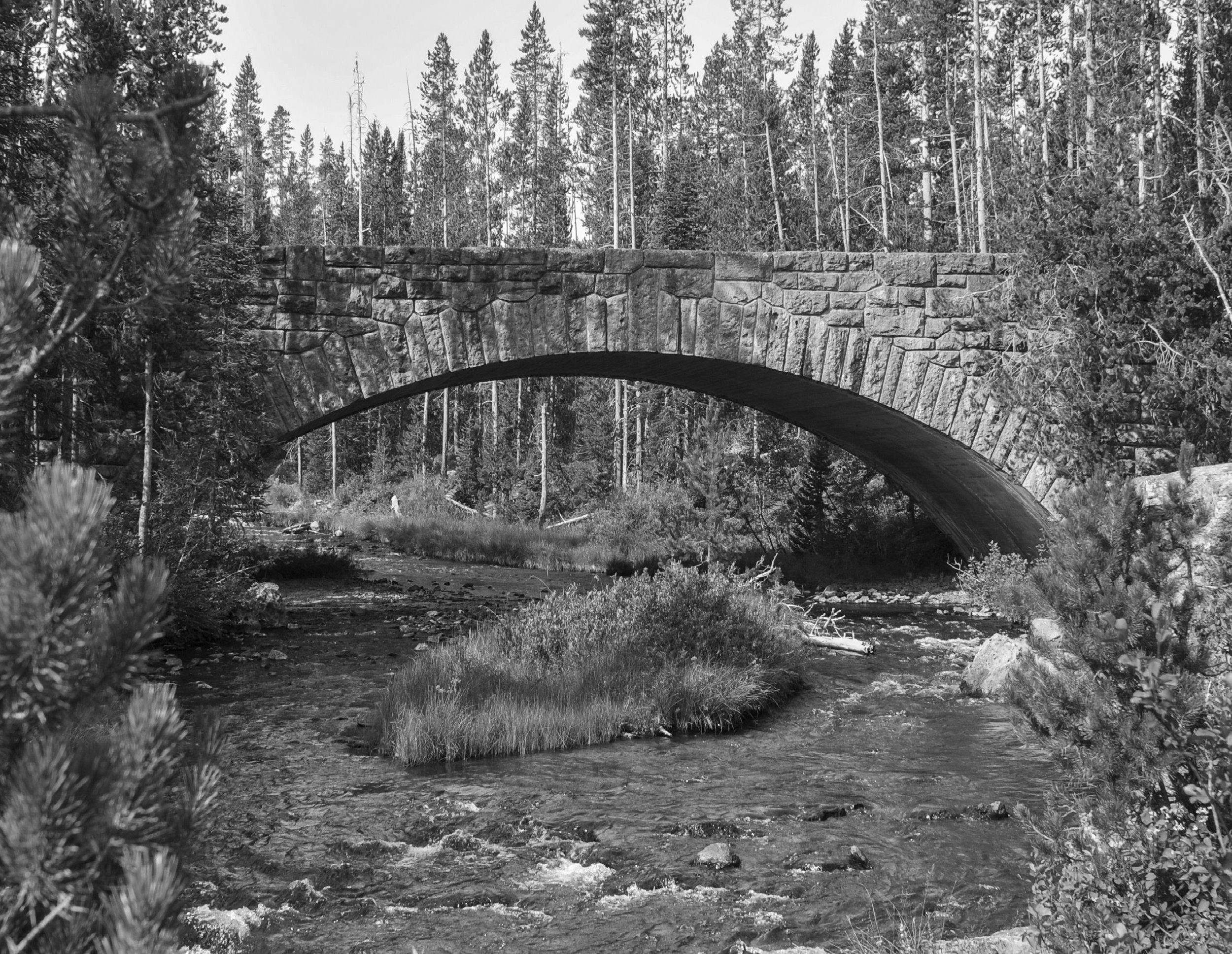 Black and White Yellowstone Bridge (1 of 1).jpg