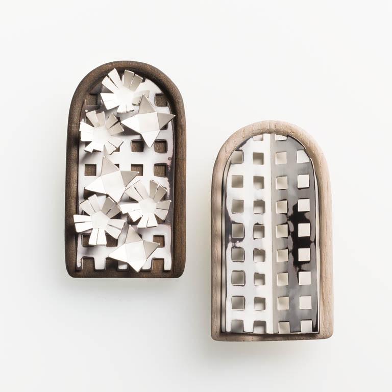 Miniature Monument I & II