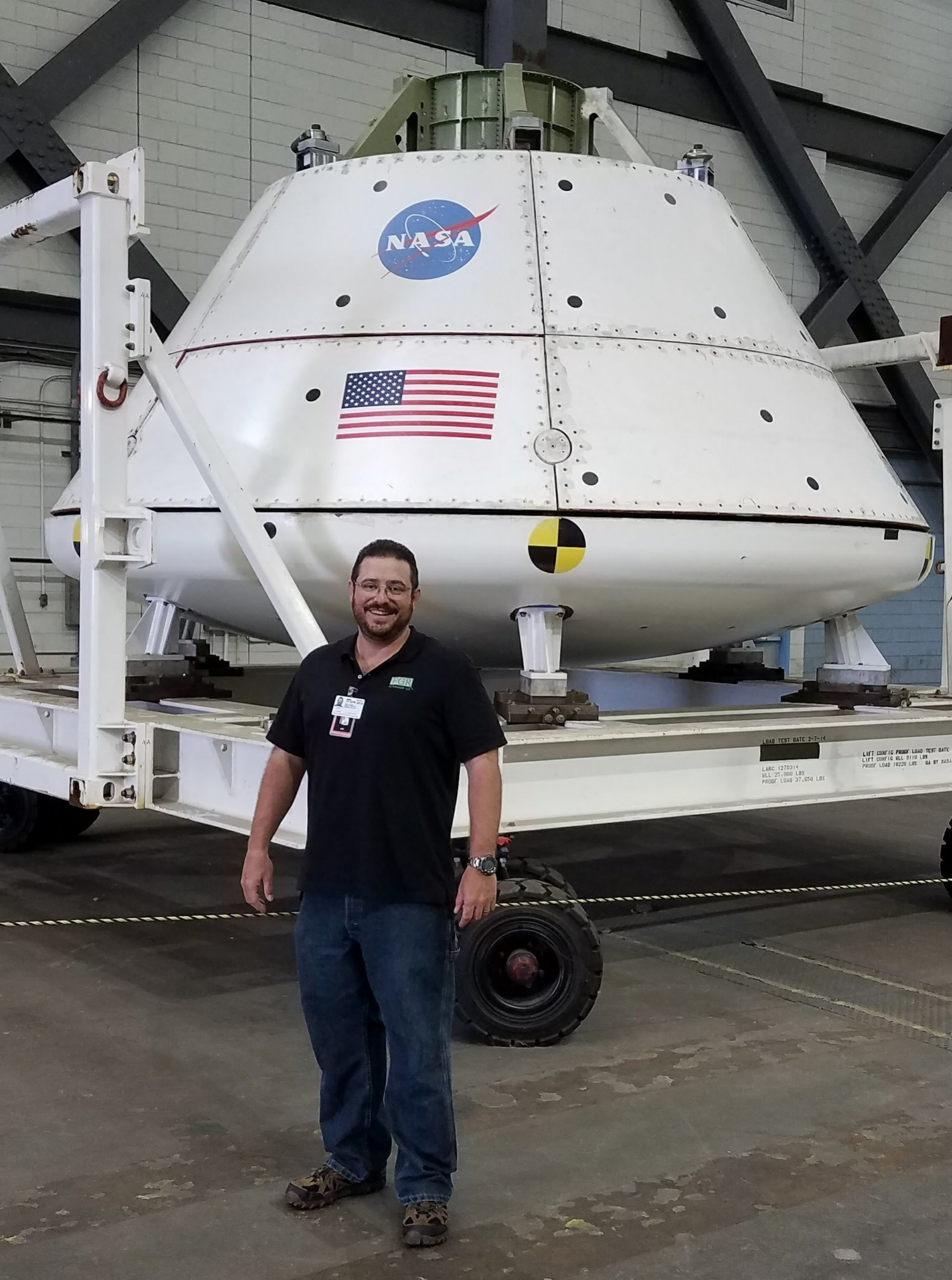 NASA VAB Elevator Control Replacement