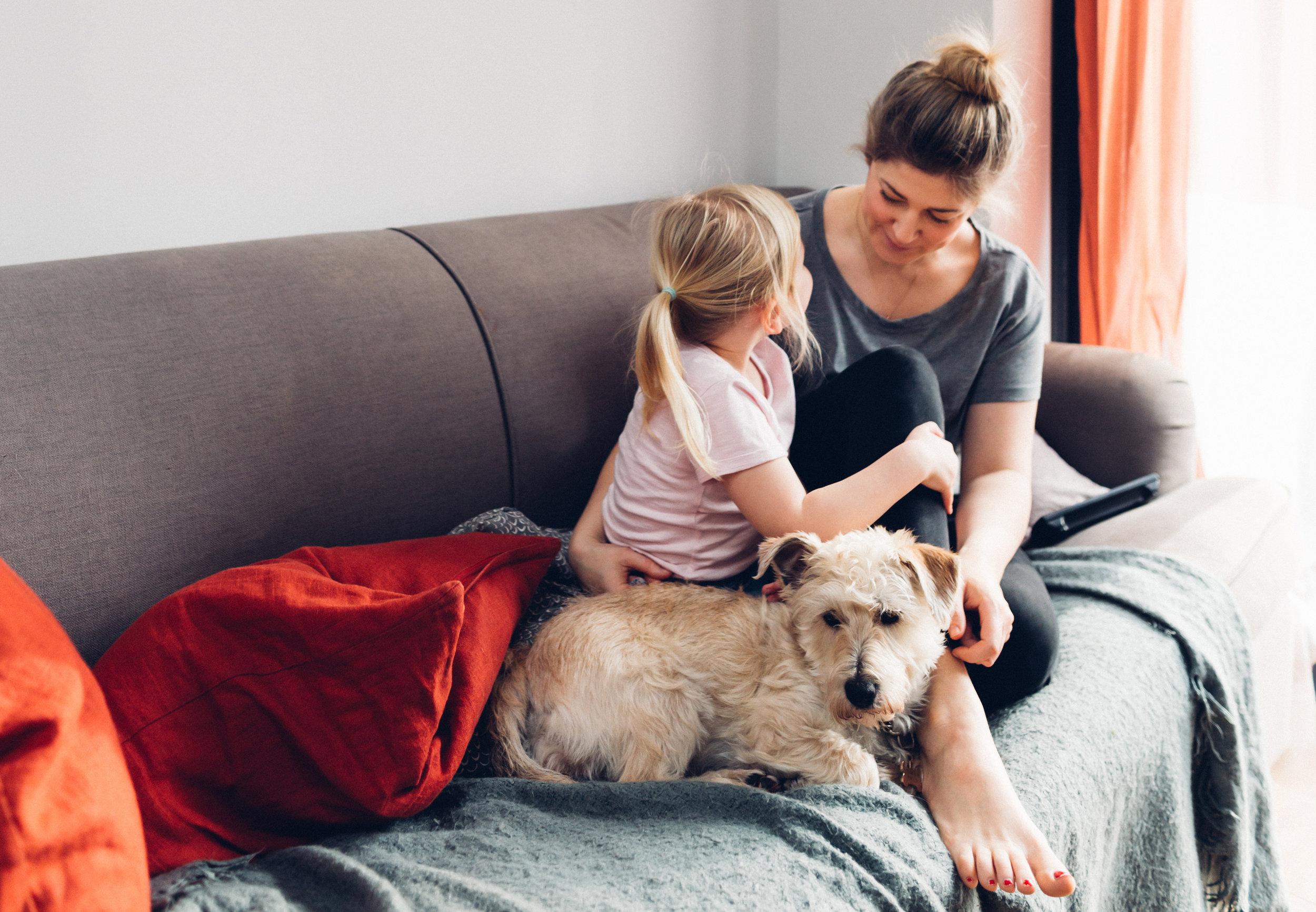Comment être vraiment présent·e avec vos enfants