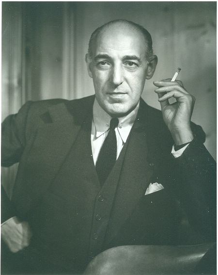 Laurence Steinhardt, U.S. Ambassador to USSR, 1939-41, and Turkey, 1942-45