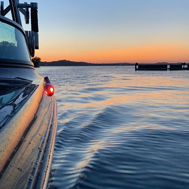 Another beautiful evening on Lake Travis! We still have warm days left this year, let's get out there!
