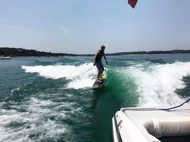 Lake Travis will reopen to the public at 8:00am tomorrow morning!! Who else is ready to get back out there?! 🚤🏄🏼♀️