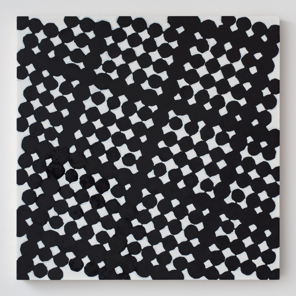 Linda Francis. Untitled , 2012, Oil on wood, 30 x 24 inches