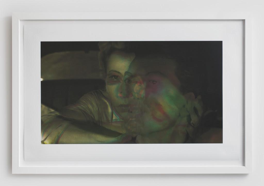 Troy Richards. Crash (Orpheus) , 2014, Unique archival digital print,30 x 40 inches