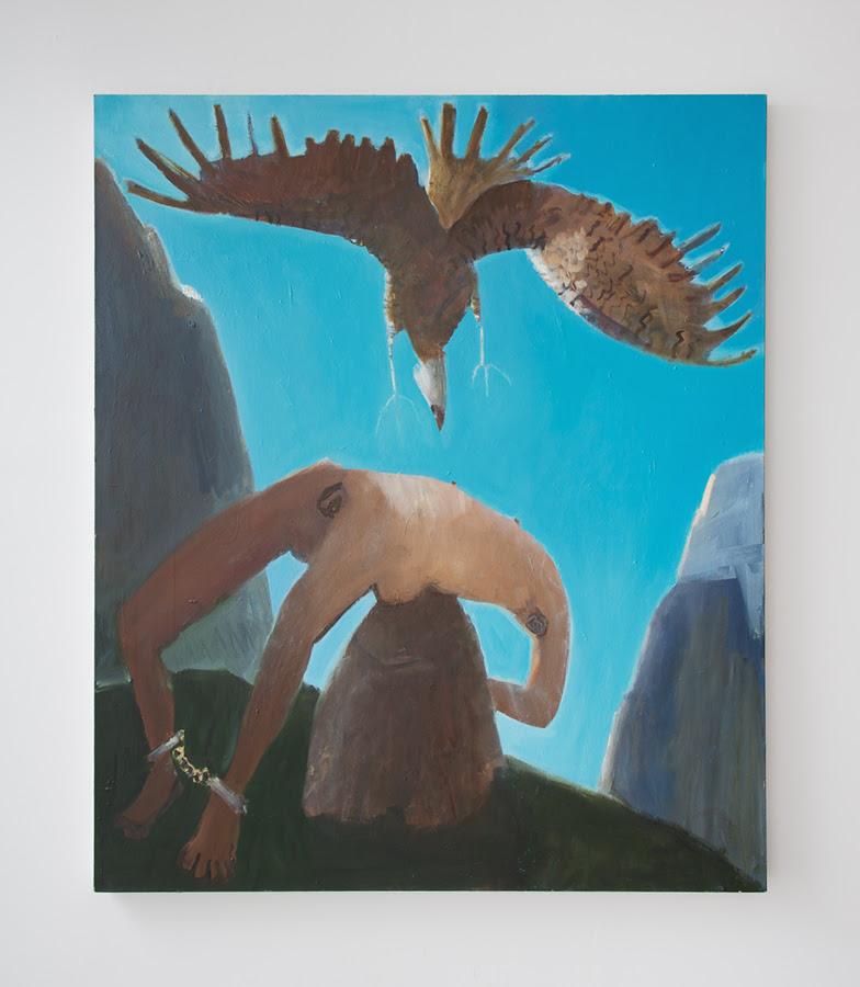 Kyle Staver. Prometheus, 2012