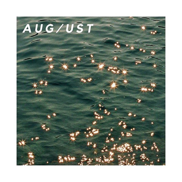 August was such a doozy I never posted the playlist. So here you go. September coming soon...
