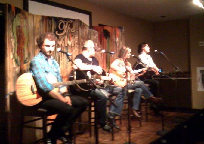 Singer/Songwriter night in Nashville