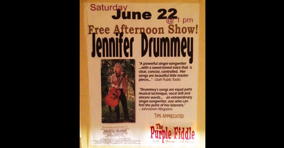 The Purple Fiddle W VA